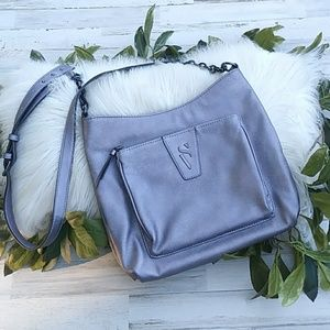 SIMPLY VERA WANG Lavender Shoulder Bag